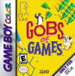 Gobs of Games - Game Boy Color - Used