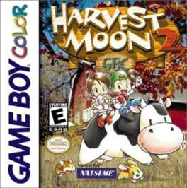 Harvest Moon 2 - Game Boy Color - Used