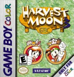 Harvest Moon 3 - Game Boy Color - Used