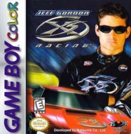 Jeff Gordon XS Racing - Game Boy Color - Used