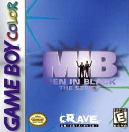 Men In Black: The Series - Game Boy Color - Used