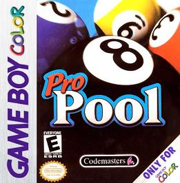 Pro Pool - Game Boy Color - Used