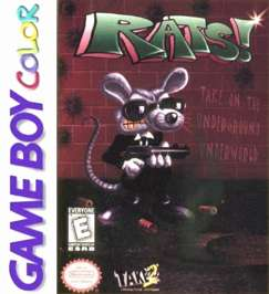 Rats! - Game Boy Color - Used