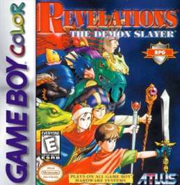 Revelations: The Demon Slayer - Game Boy Color - Used