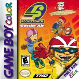 Rocket Power: Gettin' Air - Game Boy Color - Used