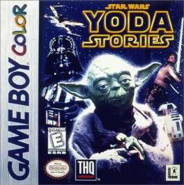 Star Wars: Yoda Stories - Game Boy Color - Used