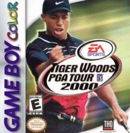 Tiger Woods PGA Tour 2000 - Game Boy Color - Used