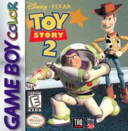 Toy Story 2 - Game Boy Color - Used