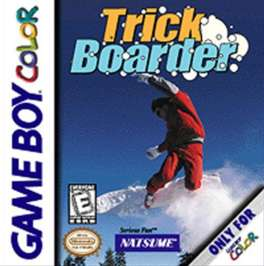 Trick Boarder - Game Boy Color - Used