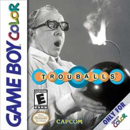 Trouballs - Game Boy Color - Used
