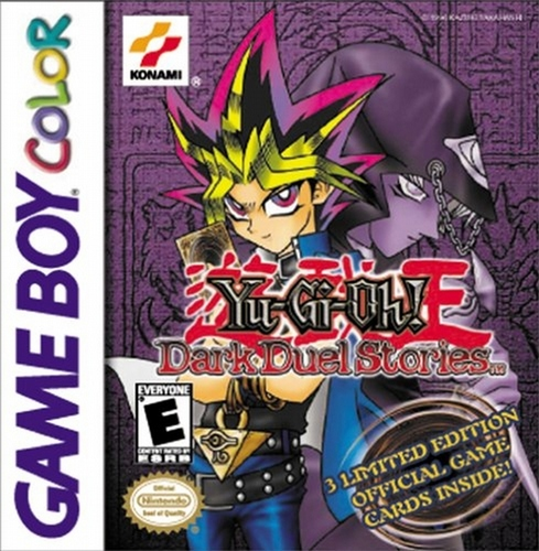 Yu-Gi-Oh! Dark Duel Stories - Game Boy Color - Used