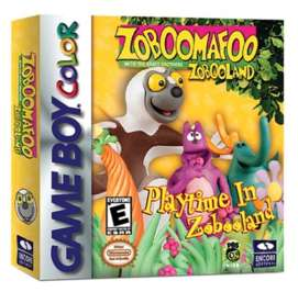 Zoboomafoo: Playtime in Zobooland - Game Boy Color - Used