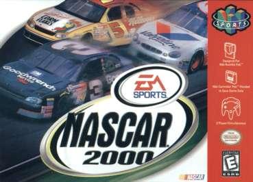 NASCAR 2000 - N64 - Used