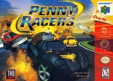 Penny Racers - N64 - Used