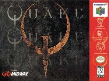 Quake - N64 - Used