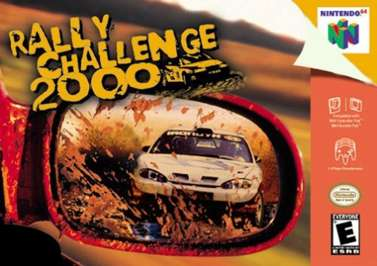 Rally Challenge 2000 - N64 - Used