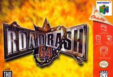 Road Rash 64 - N64 - Used