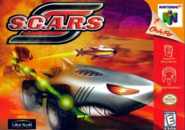 S.C.A.R.S - N64 - Used