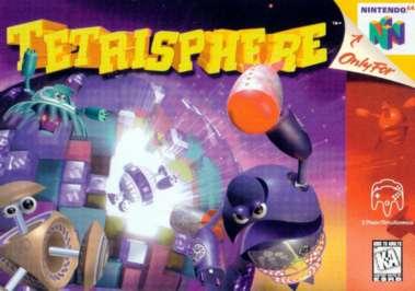Tetrisphere - N64 - Used