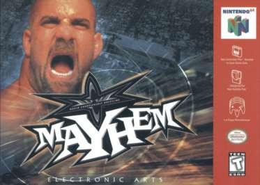 WCW Mayhem - N64 - Used