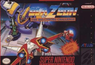 BlaZeon - SNES - Used