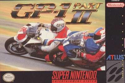 GP-1: Part II - SNES - Used