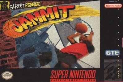 Jammit! - SNES - Used