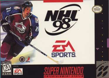 NHL '98 - SNES - Used
