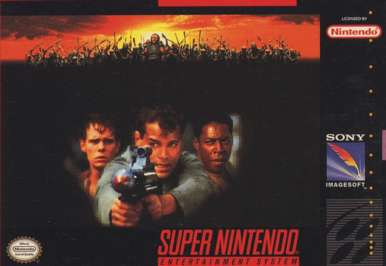 No Escape - SNES - Used