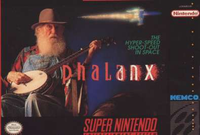 Phalanx - SNES - Used