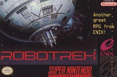 Robotrek - SNES - Used