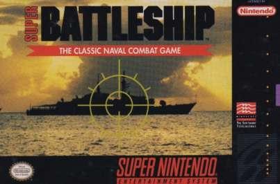 Super Battleship - SNES - Used