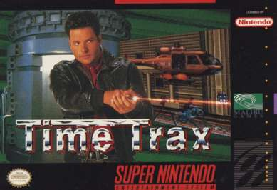 Time Trax - SNES - Used
