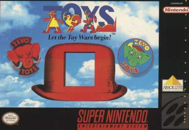 Toys - SNES - Used