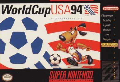 World Cup USA '94 - SNES - Used