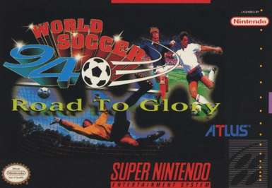 World Soccer '94: Road to Glory - SNES - Used
