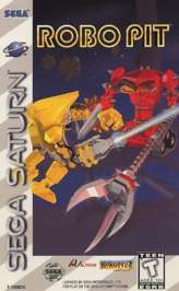 Robo Pit - Saturn - Used