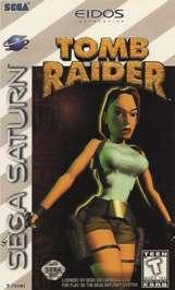 Tomb Raider - Saturn - Used