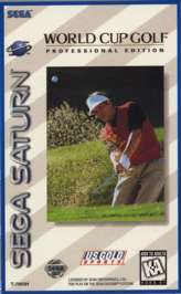 World Cup Golf: Professional Edition - Saturn - Used