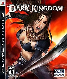 Untold Legends: Dark Kingdom - PS3 - Used