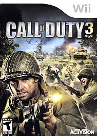 Call of Duty 3 - Wii - Used
