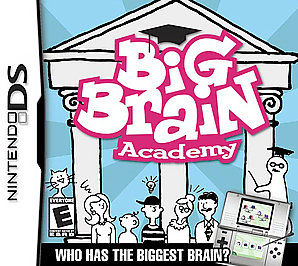 Big Brain Academy - DS - Used
