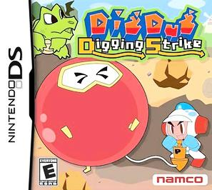 Dig Dug: Digging Strike - DS - Used
