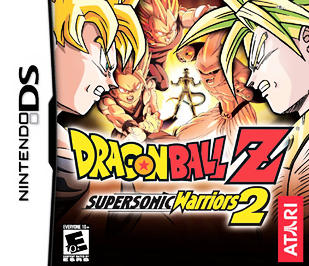 Dragon Ball Z: Supersonic Warriors 2 - DS - Used