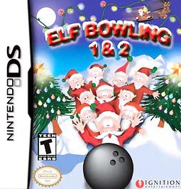 Elf Bowling 1&2 - DS - Used