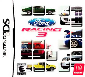 Ford Racing 3 - DS - Used