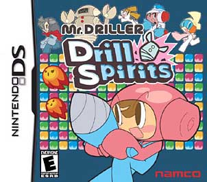 Mr. Driller Drill Spirits - DS - Used