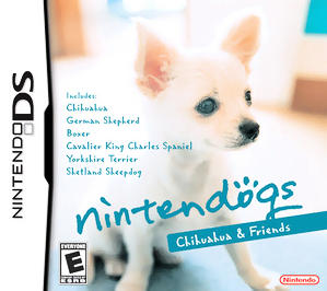 Nintendogs: Chihuahua & Friends - DS - Used