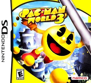 Pac-Man World 3 - DS - Used