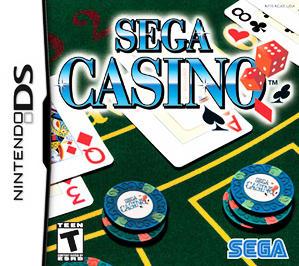 SEGA Casino - DS - Used